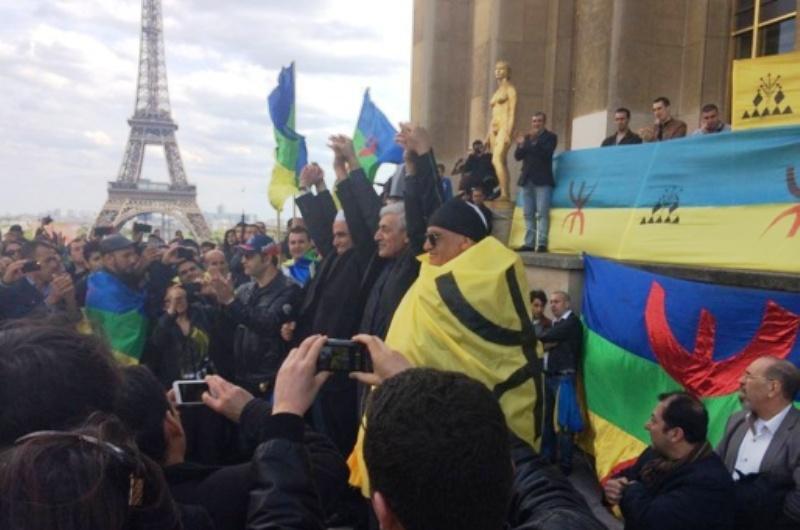 La Longue Marche de la Kabylie vers son Indépendance… (17 Janvier 2016)