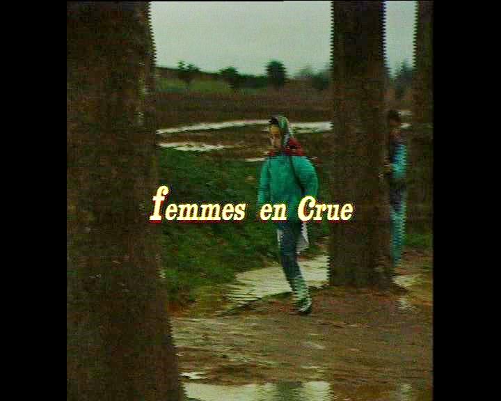 Femmes en Crue
