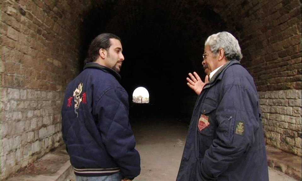 Lardjam & Nairi - TUNNEL La Calère