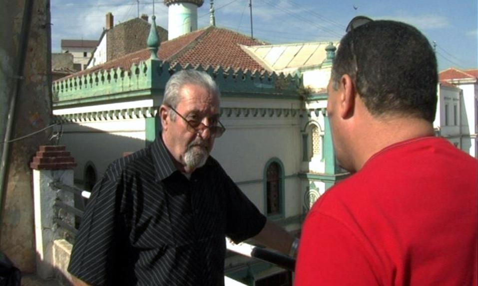 Raymond Leyris tué en bas - Benjelloul
