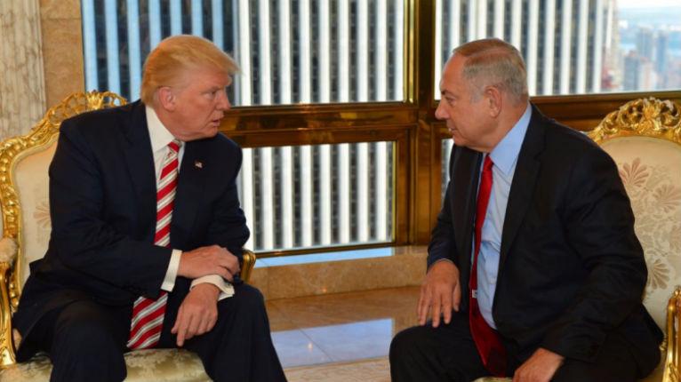 Avant la rencontre Trump – Netanyaou (12/02/2017)