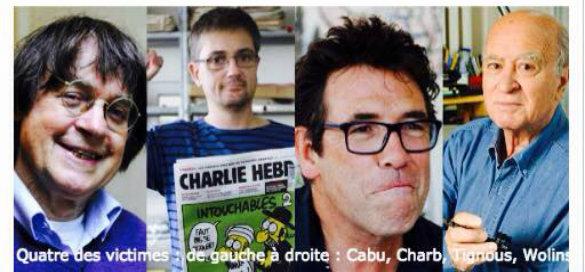 Charlie Hebdo : Qui est responsable du massacre ? (7 Janvier 2015)