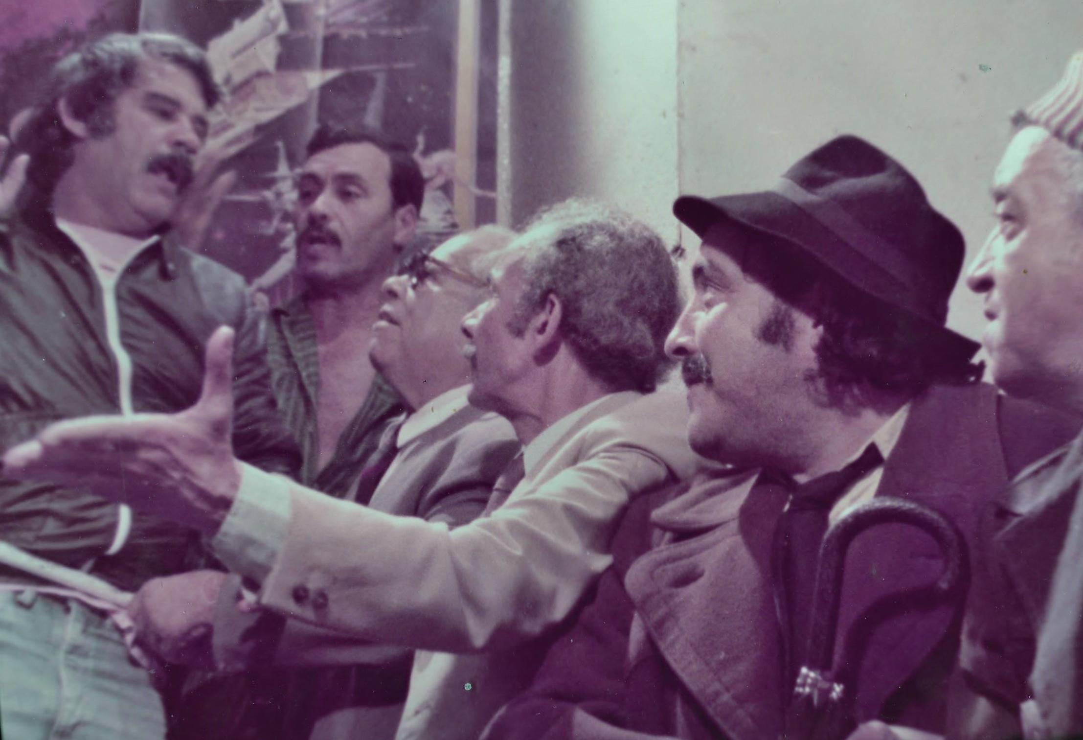 ''L'Acteur'' et les Figurants (Sid Ali Kouiret, Bouamari) - Empire des Rêves