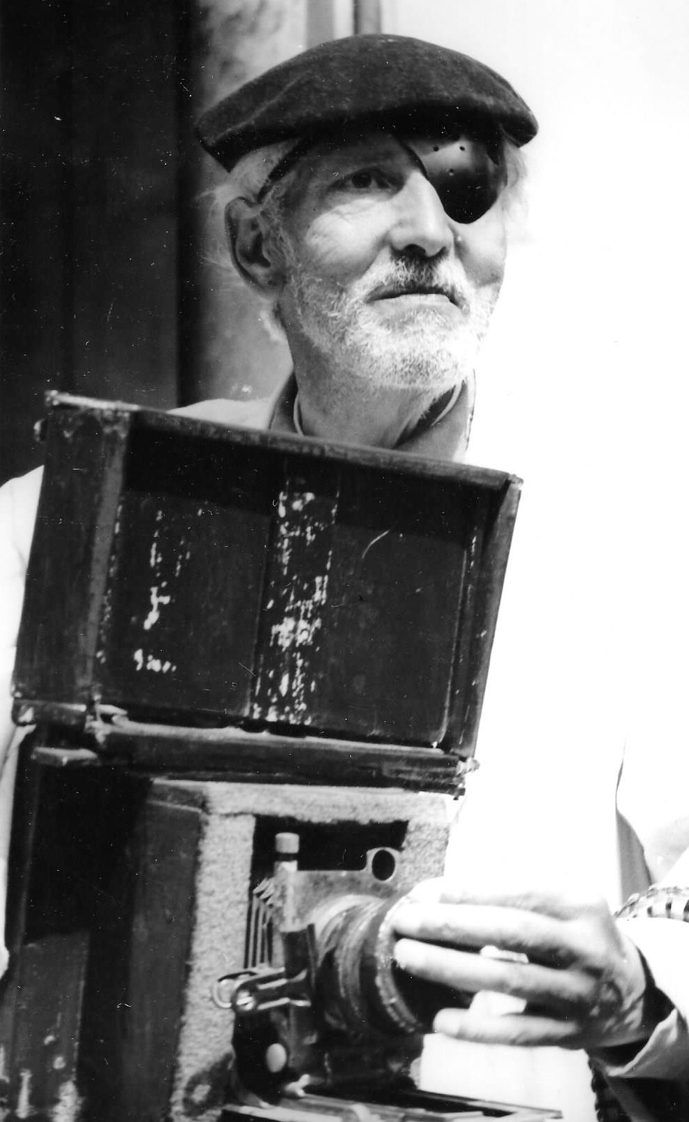 Le Vieux Photographe et l'oeil de John Ford- Empire des Rêves