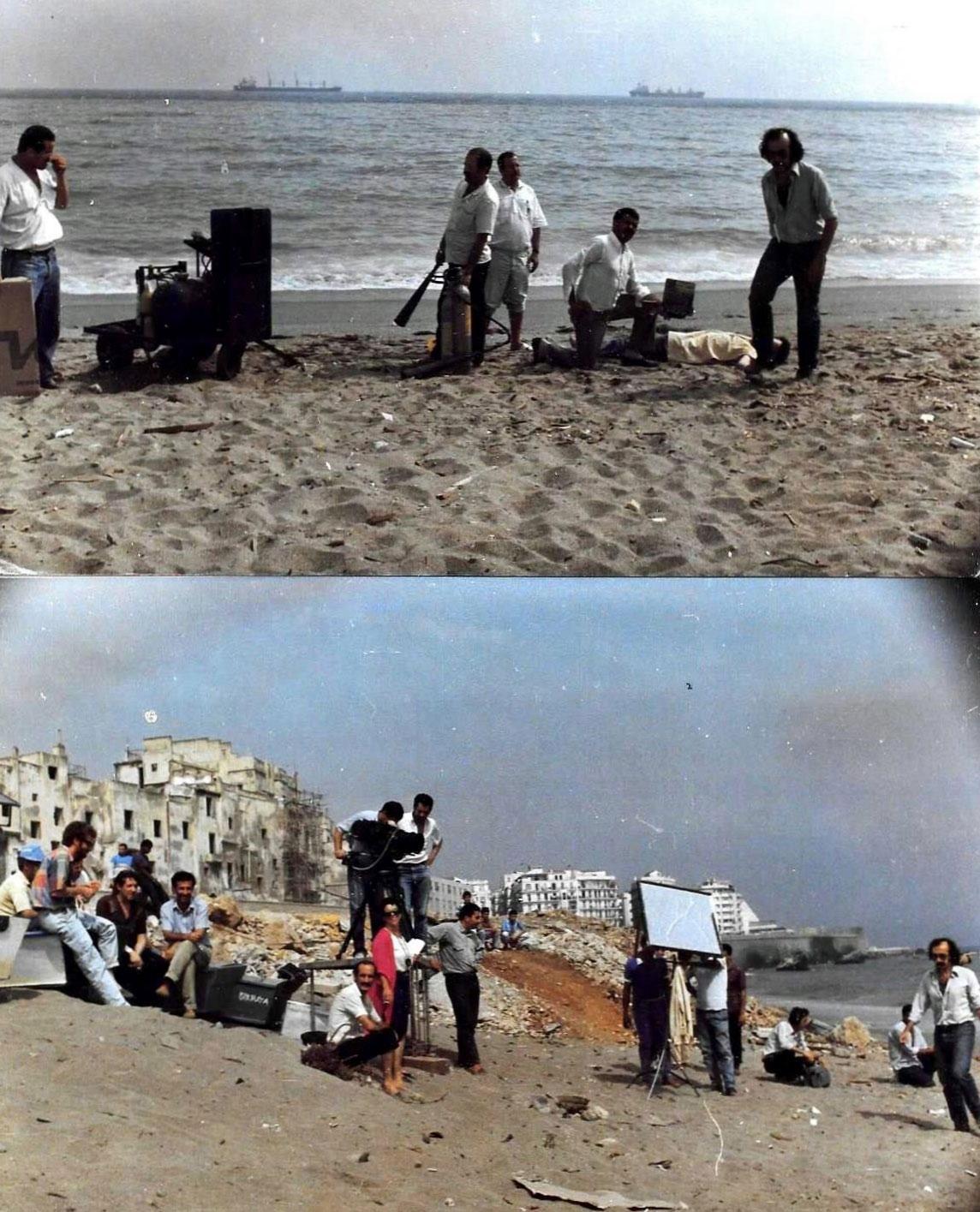 JP-Lledo,-Tournage-Fin-.-1988.-LUMIERES