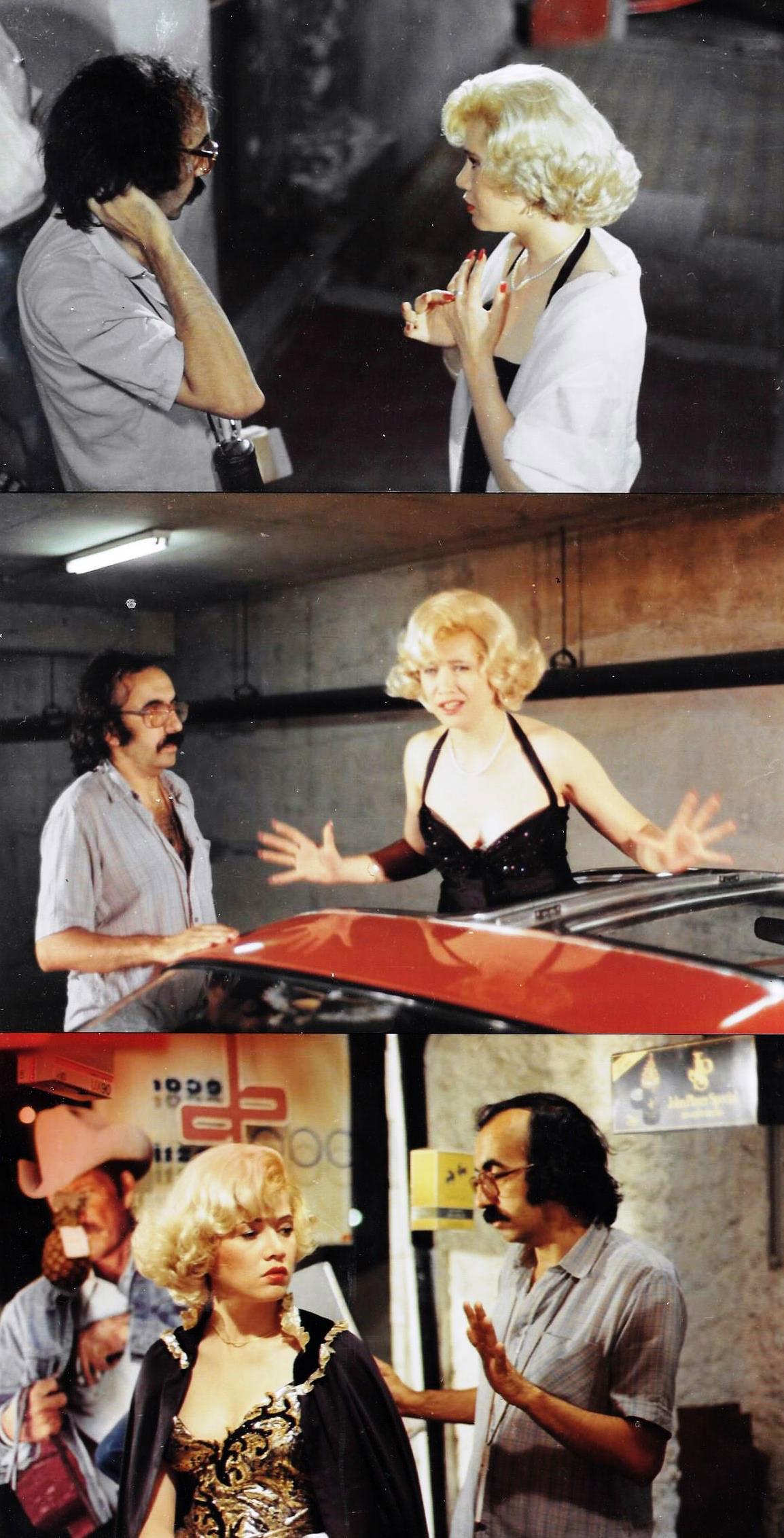 JP-Lledo-dirige-Anne-Turolla-en-Marylin---1988-LUMIERES