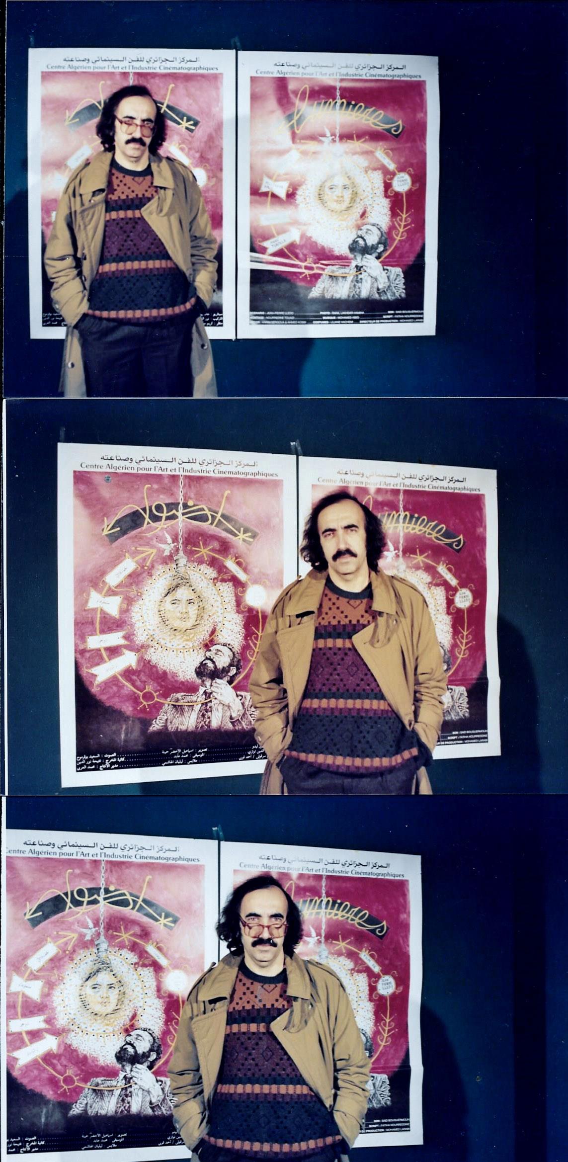 JPL-devant-Affiche-film-LUMIERES-1989