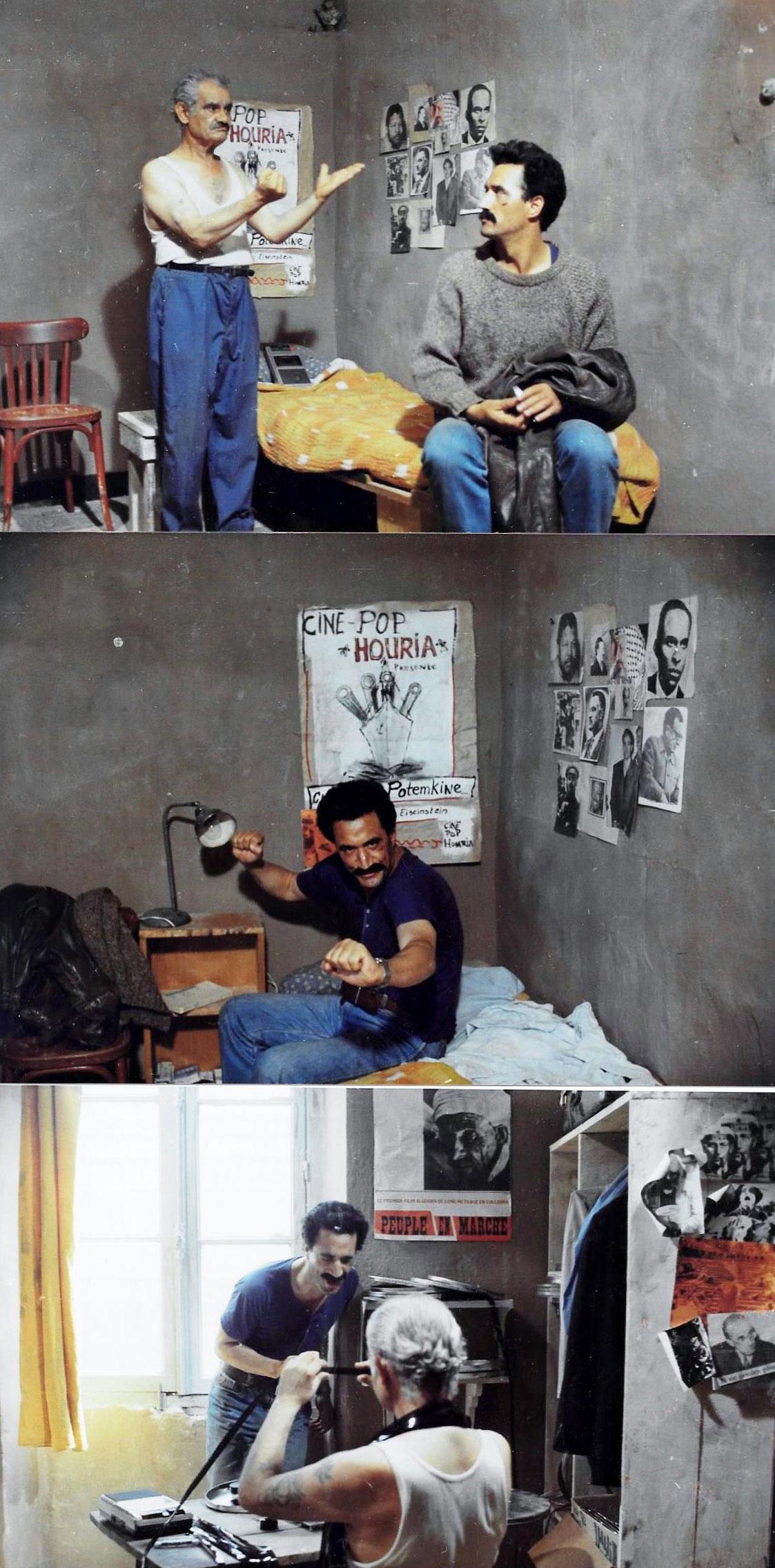 Le-Vieux-rééduque-Aziz.-Mustapha-Halo-+-Mohamed-Fellag----1988-LUMIERES